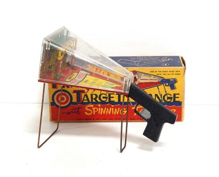 Marx Practice Target Range