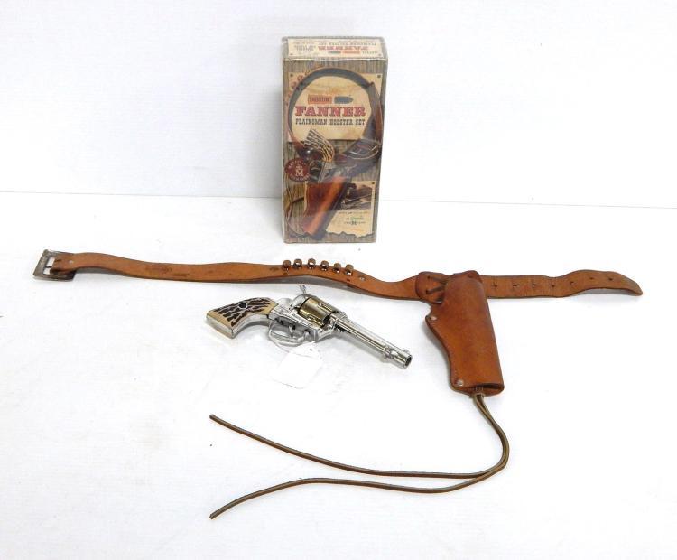 Mattel Cap Pistol Set