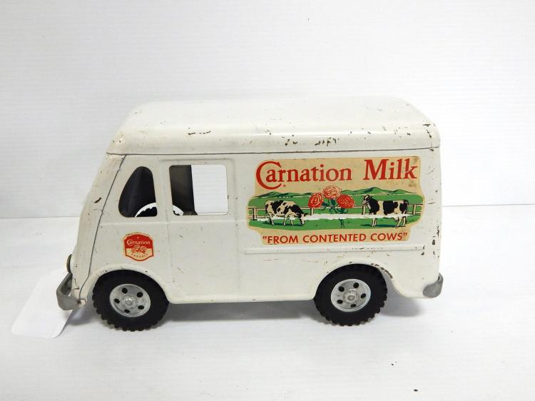 Tonka Carnation Milk Truck