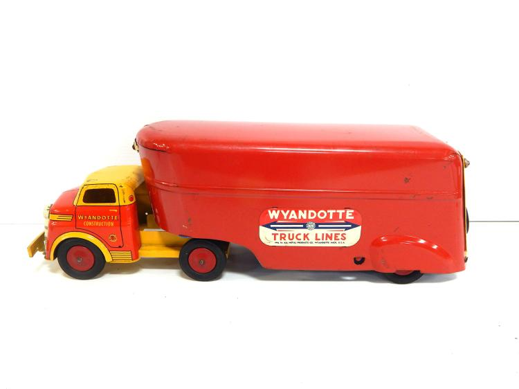 Wyandotte Construction Truck