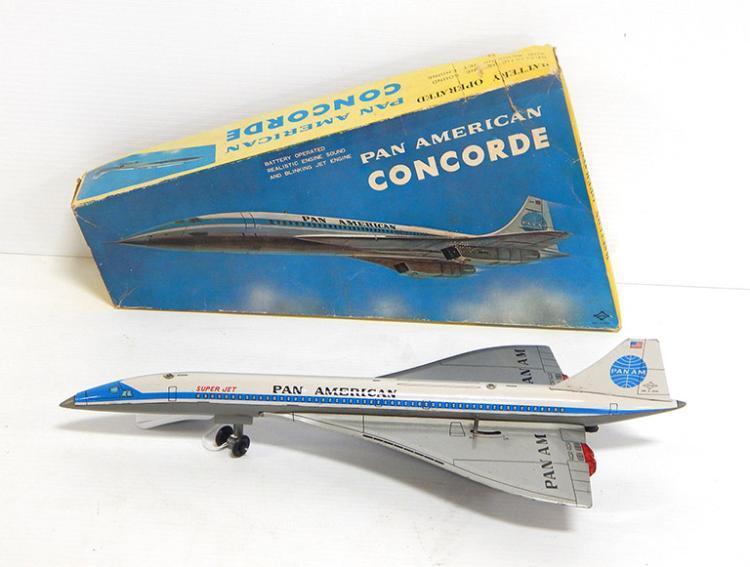 Daiya Concord Jet