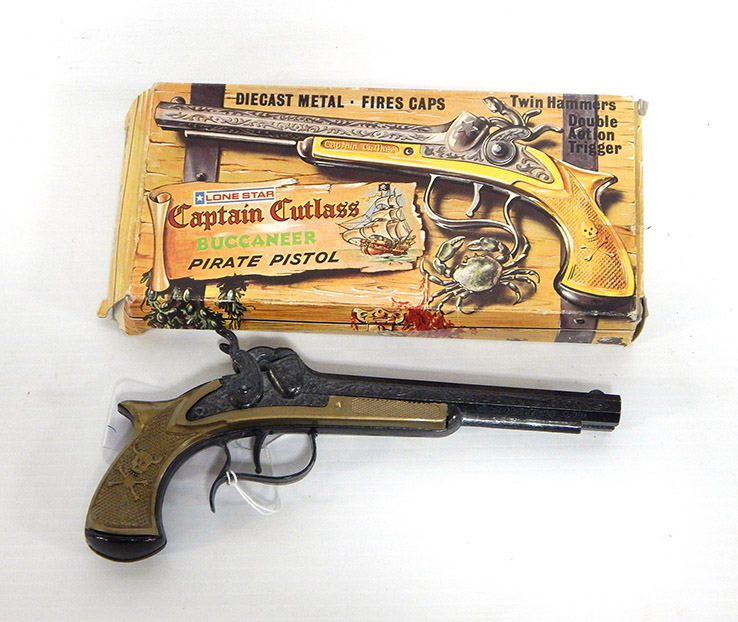 Lonestar Cap Pistol