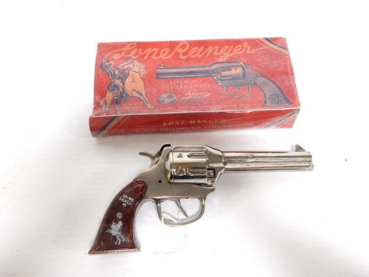 Lone Ranger Cap Pistol