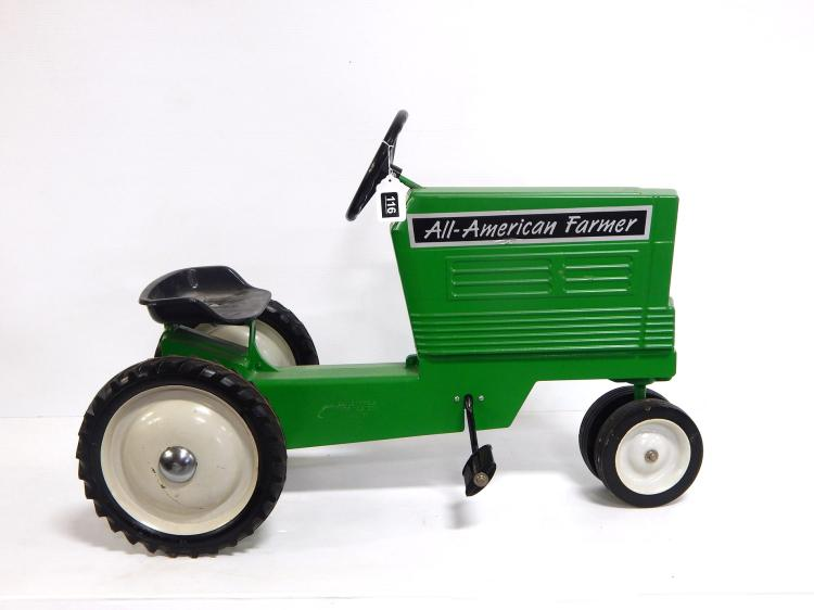Scale Models Pedal Tractor