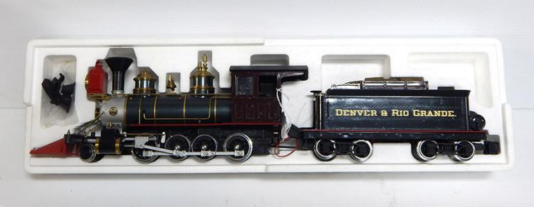 Delton G-Scale Engine & Tender