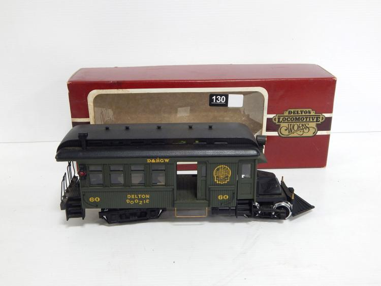 Delton G-Scale Engine