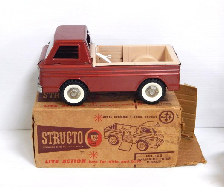 Structo No.193 Truck