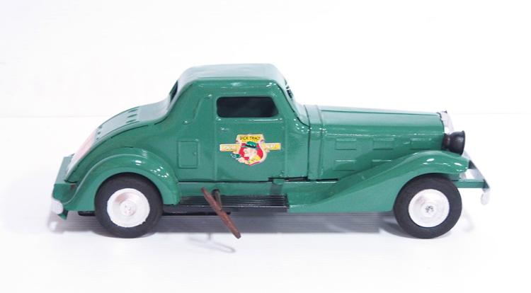 Marx Fire Car