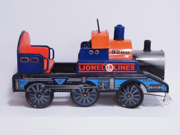 Lionel Pedal Train Engine