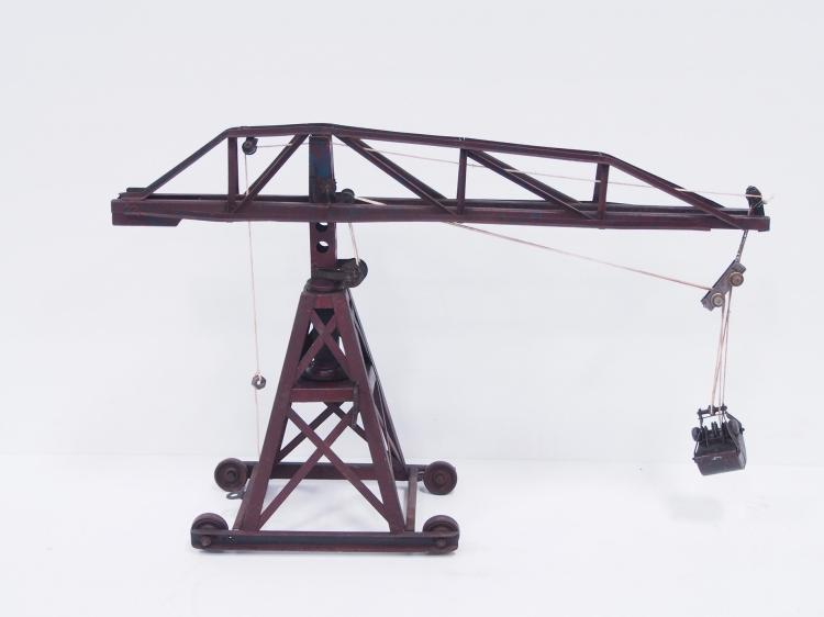 Early Crane Toy