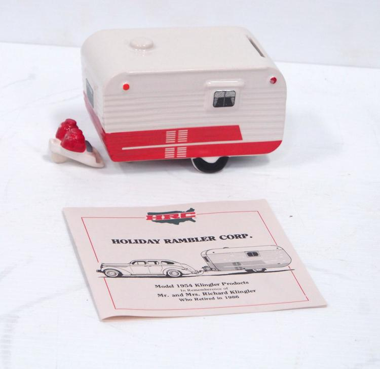 Holiday Rambler Camper Trailers
