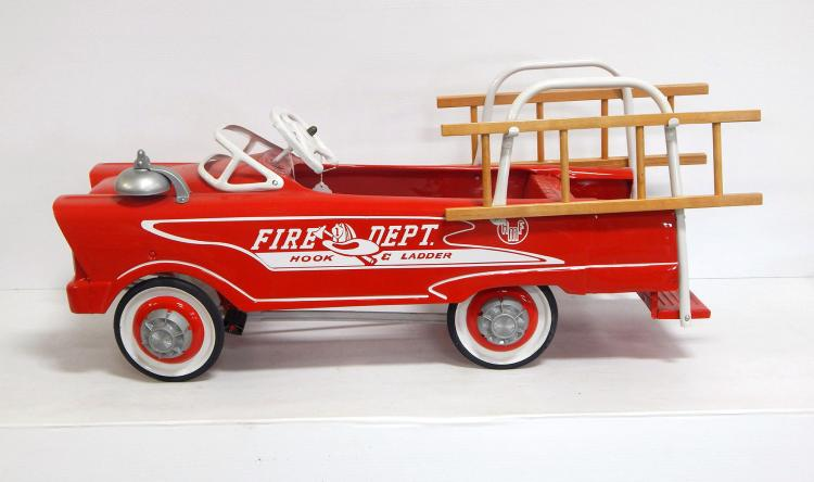 AMF Pedal Fire Truck