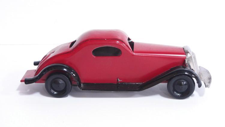 Wolverine Mystery Car