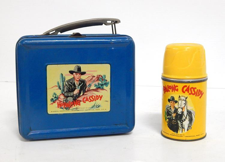 Hopalong Cassidy Lunch Box