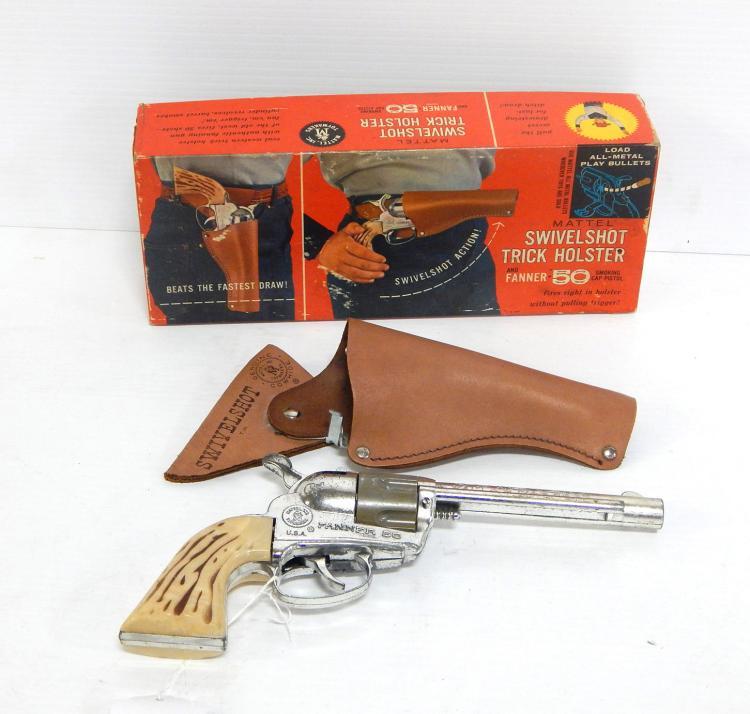 Fanner 50 Cap Pistol