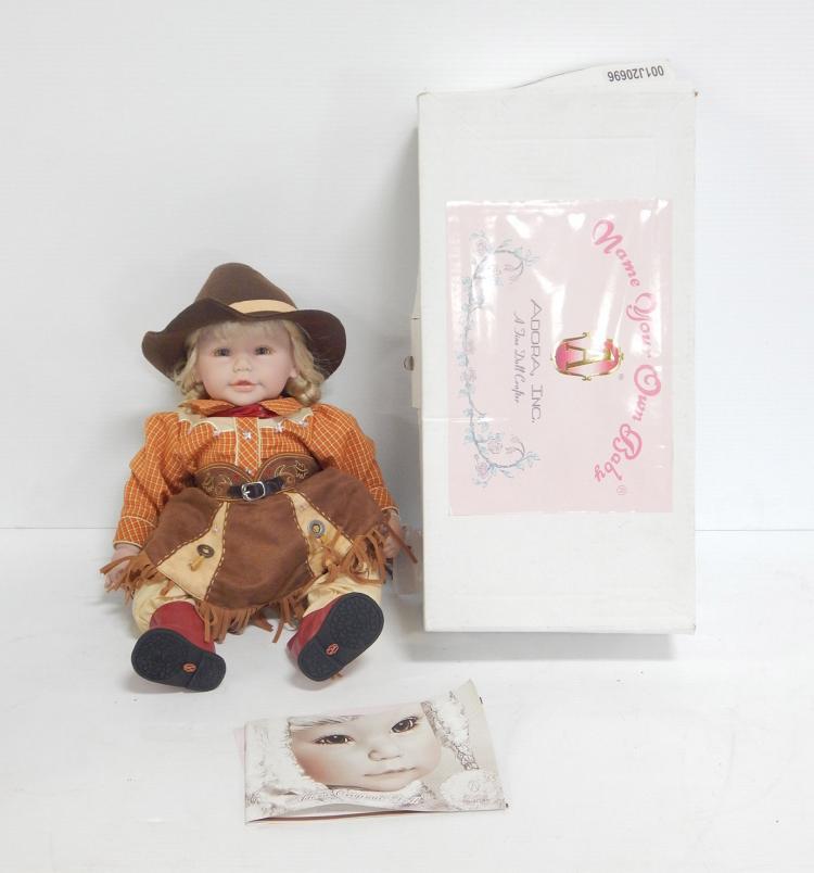 NIB 2008 Adora Doll