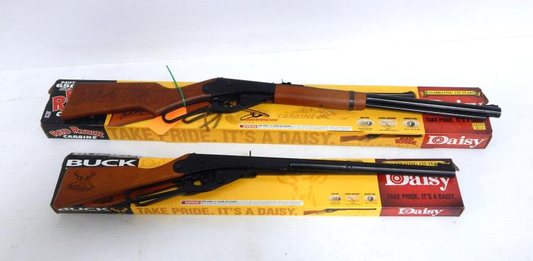 (2) NOS Daisy BB Guns