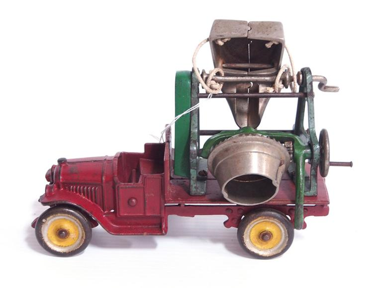 Kenton Cement Mixer Truck