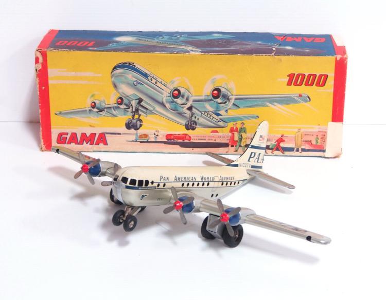 Gama 1000 Jet