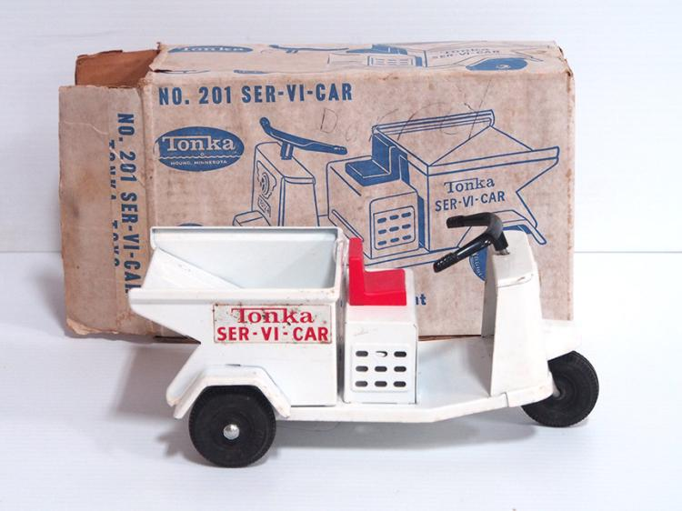 Tonka Servi-Car