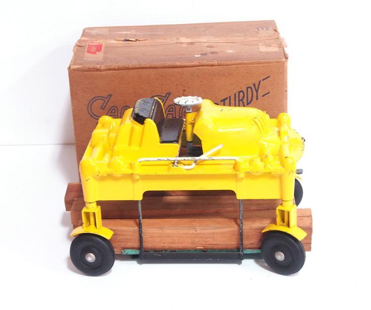 Lumber Carrier