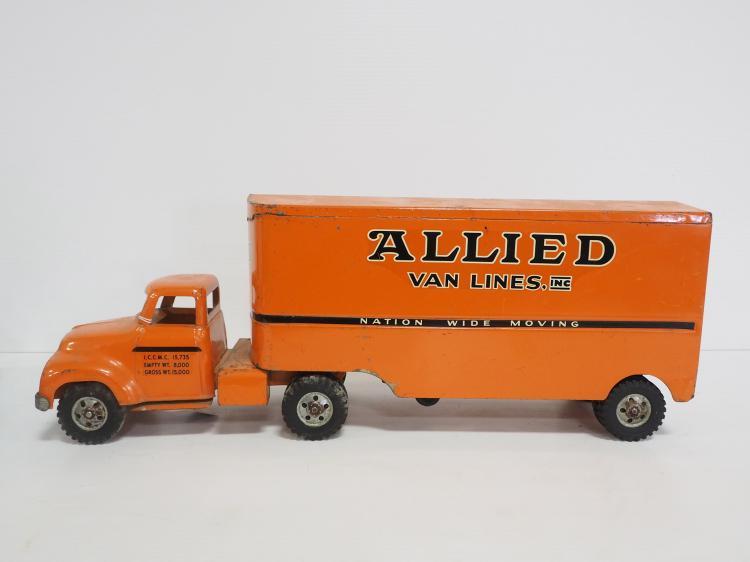 Tonka Allied Van Lines Truck