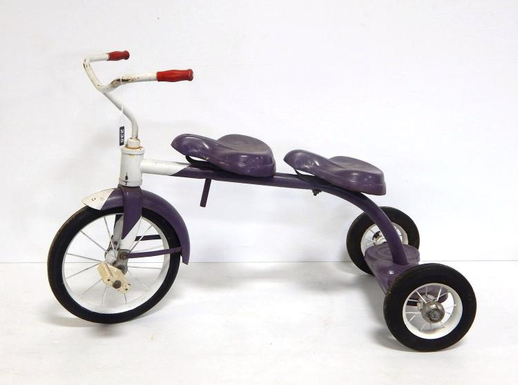 2-Seat Tricycle