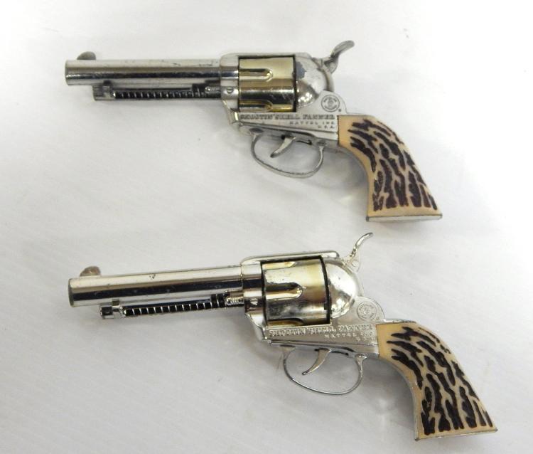 Pair of Mattel Cap Pistols