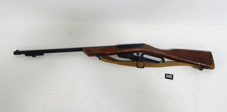 Parris Kadet X BB Gun