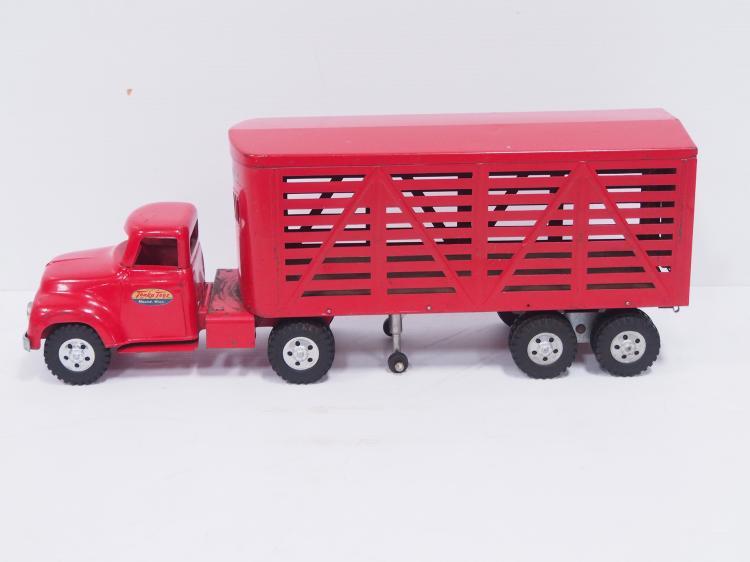 Tonka Round Fender Truck