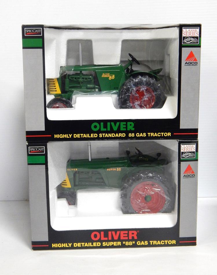 (2) 1:16 Oliver 88's