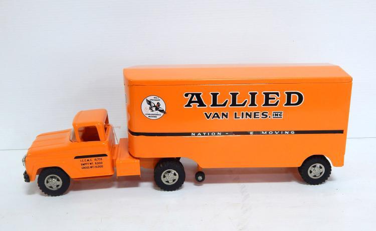 Tonka Allied Van Lines Semi
