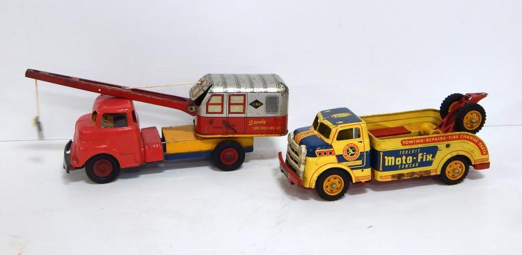 (2) Wyandotte Trucks