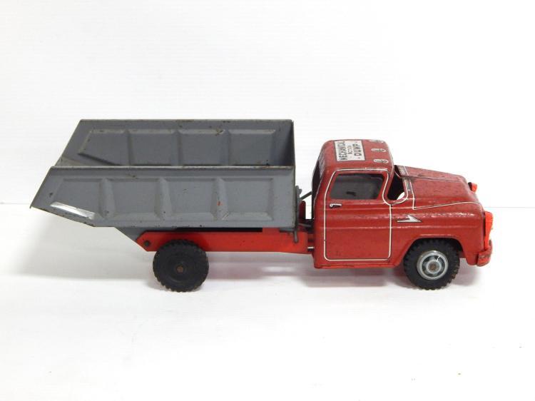 Wyandotte Dump Truck