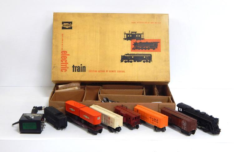 Marx No.9631 Train Set