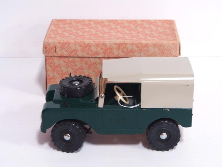 Steiff Safariwagen