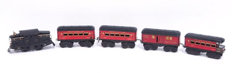 Pre-War American Flyer Train Set
