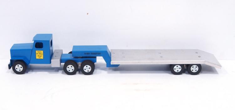 Lazer Cut Truck & Flatbed