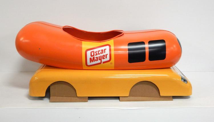 NOS Pedal Wienermobile