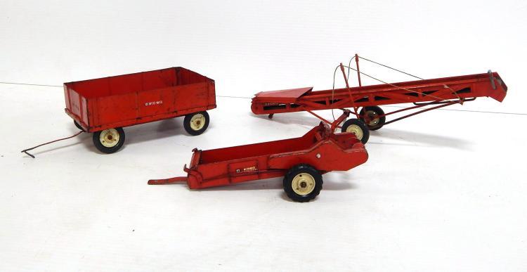 (3) IHC McCormick Toys