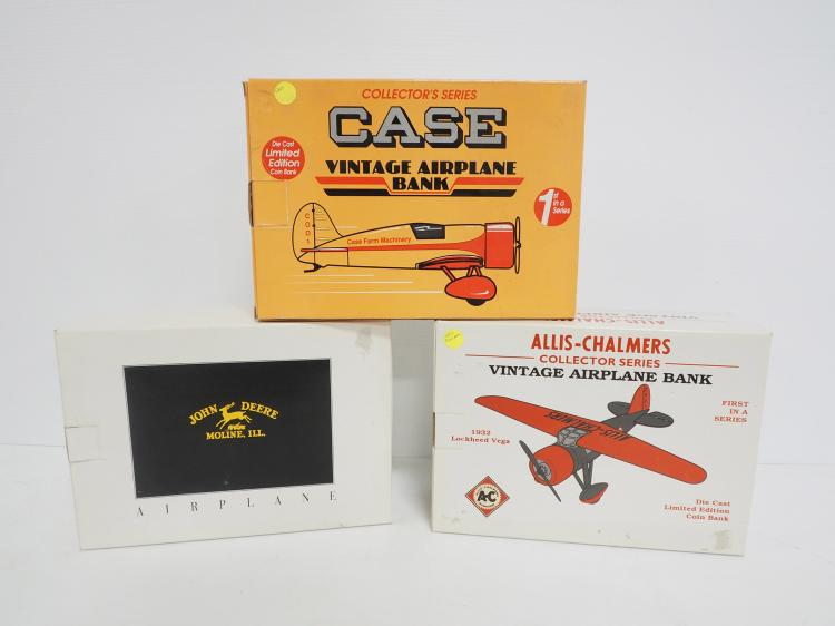 (3) NIB Airplanes