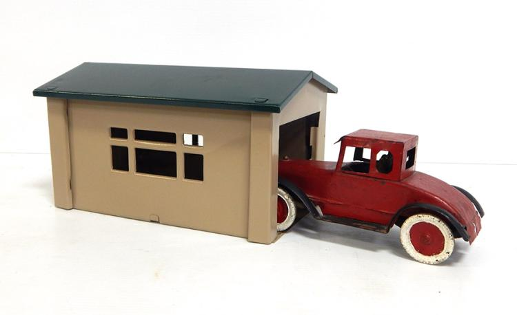 1920's Schieble Garage