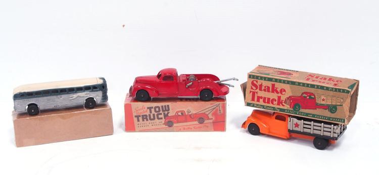 (3) NOS Toys