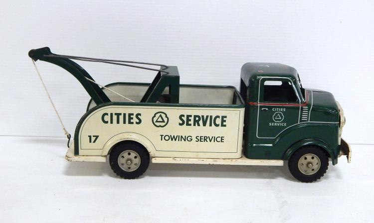 Marx Cities Service Wrecker