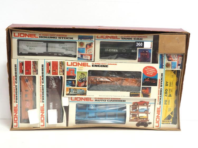 NIB Lionel 1978 Train Set