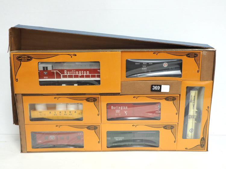NIB Lionel 1981 Train Set