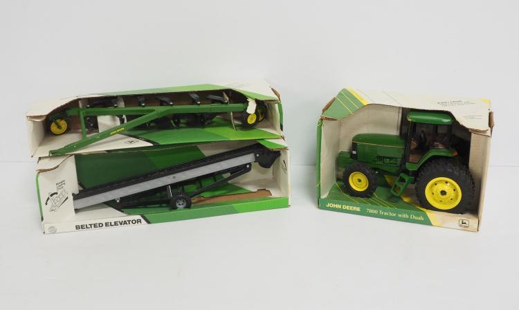 (3) 1:16 Ertl Toys