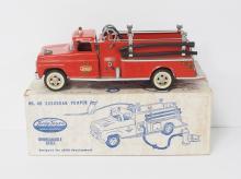 Tonka Suburban Fire Pumper