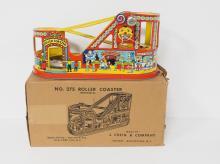 J.Chein Carnival Roller Coaster