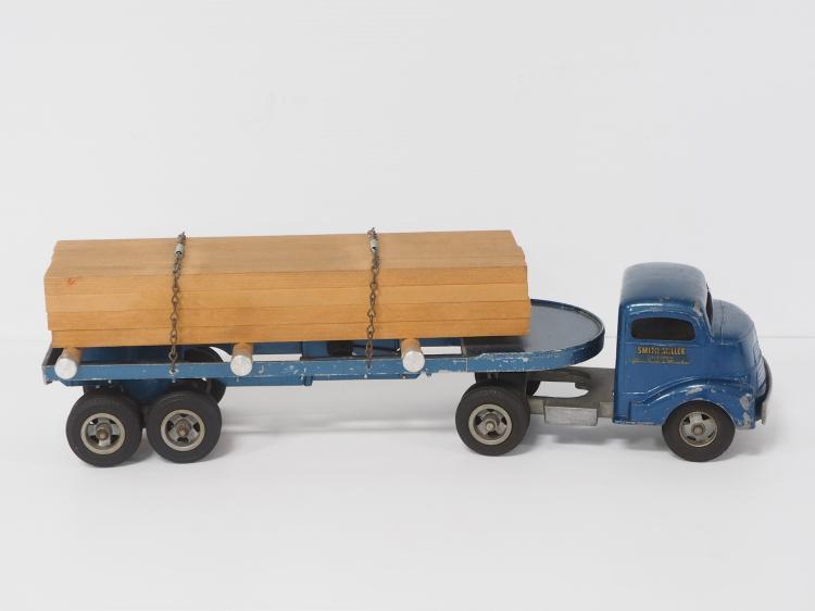 Smith Miller Lumber Truck